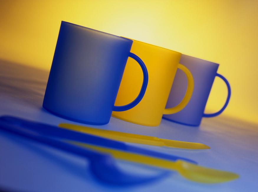 Cups Copyright Frances Balam Art House Photo Design 2013